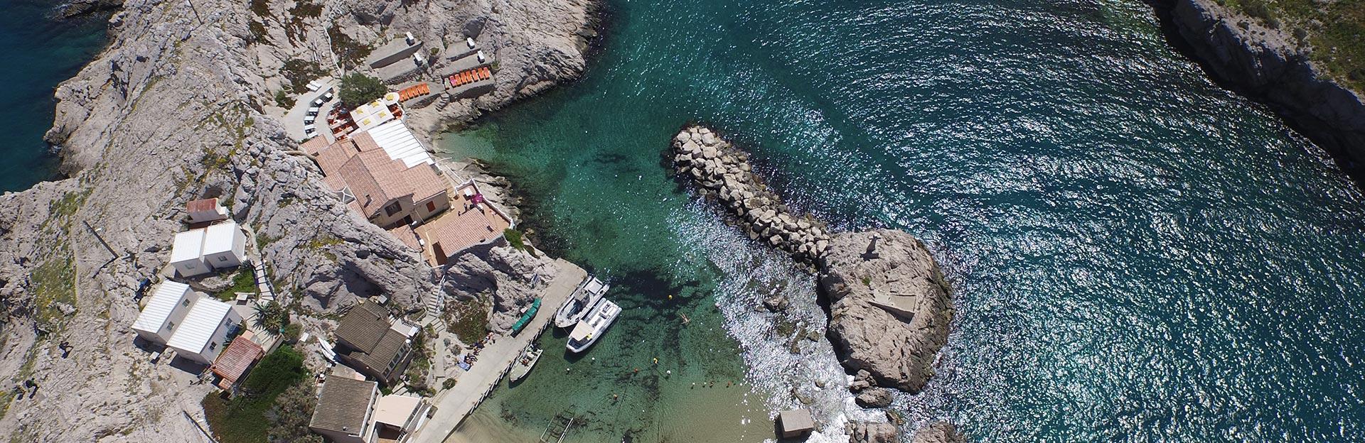 restaurant crustacés en bord de mer à marseille